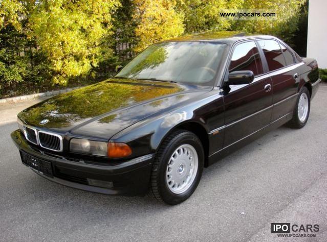 bmw 728 1998 года