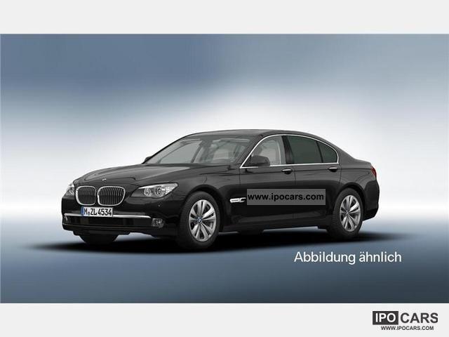 2011 BMW  730d Saloon Limousine Employee's Car photo