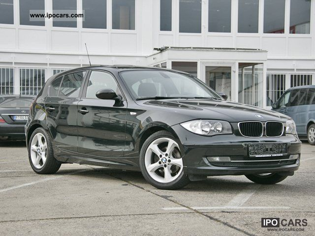 2008 BMW  118 d Limousine Used vehicle photo