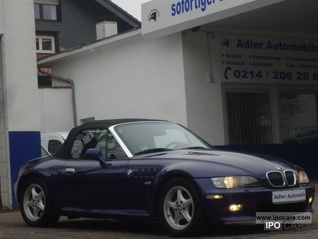 2000 Bmw Z3 Roadster 2 8 M Sport Package Leather Air