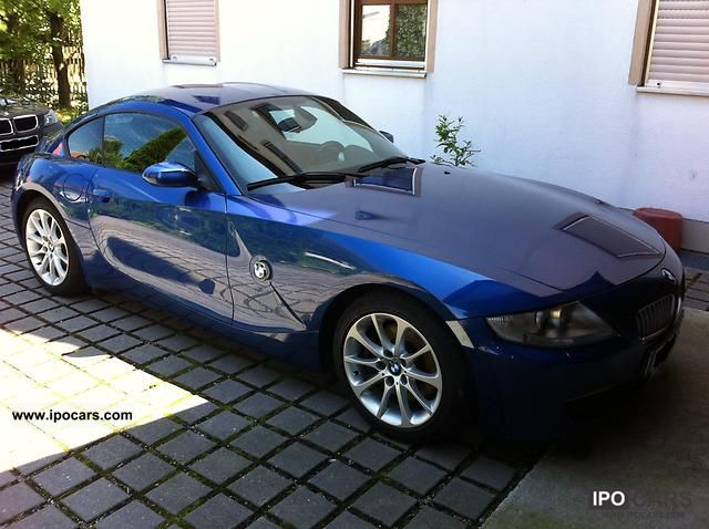 2006 Bmw Z4 Coupe 3 0si Aut Car Photo And Specs