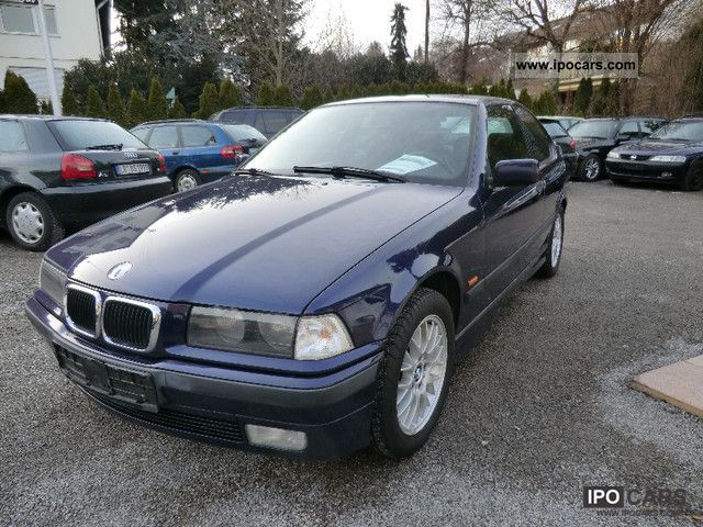 1997 BMW  323ti SPORTS EDITION Sports car/Coupe Used vehicle photo