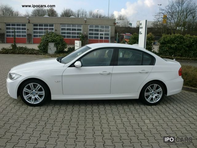 2008 bmw 320d m sport package navi xenon pdc bluetooth car photo and specs. Black Bedroom Furniture Sets. Home Design Ideas