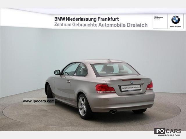 2011 BMW  120d Coupé Comfort Access Navi Xenon PDC USB MFL Sports car/Coupe Employee's Car photo