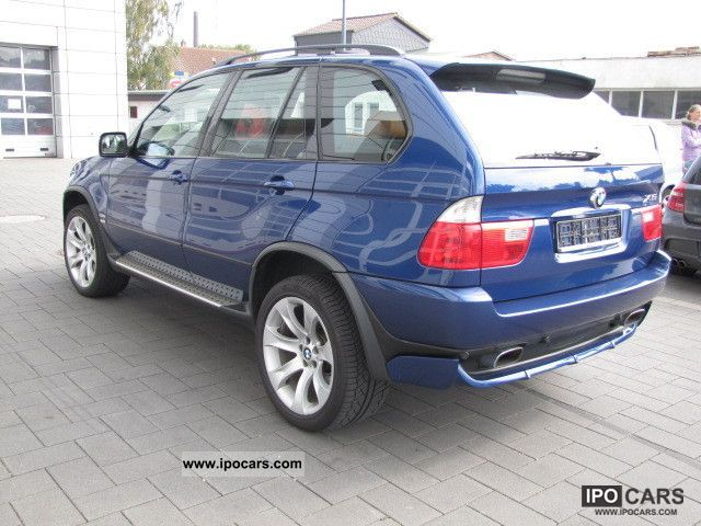2005 bmw x5 4 8 is exclusive edition e85 bioethanol car photo and specs. Black Bedroom Furniture Sets. Home Design Ideas