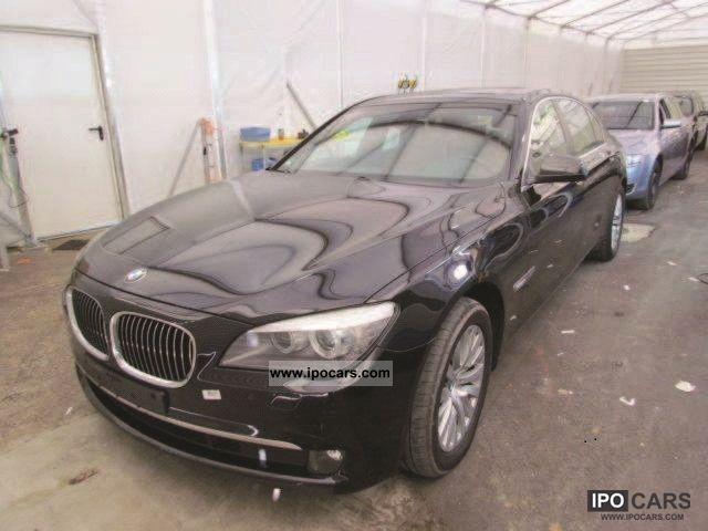 2009 BMW  * LONG * 730Ld HeadUp * Webasto Roof * KeyGo * FULL * 3xTV Limousine Used vehicle photo