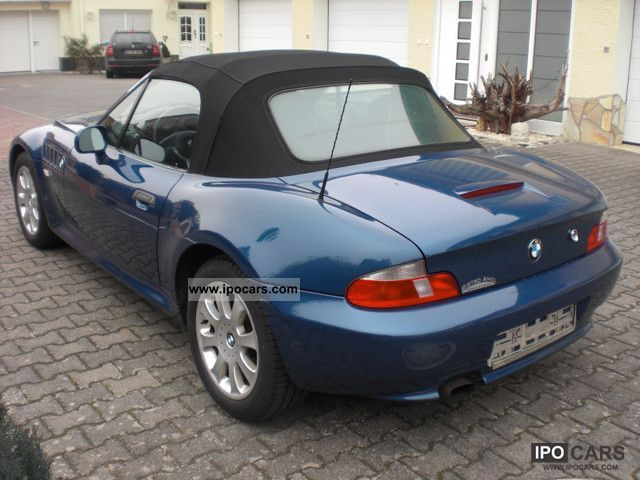 2001 BMW  Z3 Roadster 1.9i Cabrio / roadster Used vehicle photo