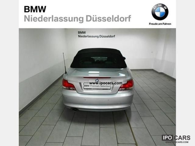 2008 bmw 120i convertible auto start stop usb heated pdc. Black Bedroom Furniture Sets. Home Design Ideas