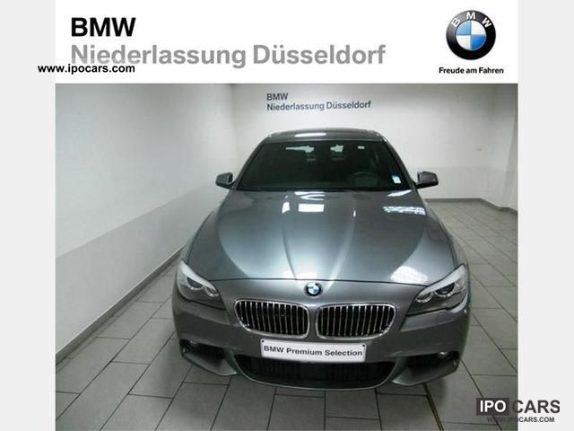 2011 BMW  525d M Sport Saloon Aktivlenk.Head-Up Di Limousine Employee's Car photo
