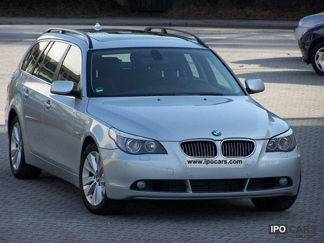 2006 BMW  525d Touring Estate Car Used vehicle photo