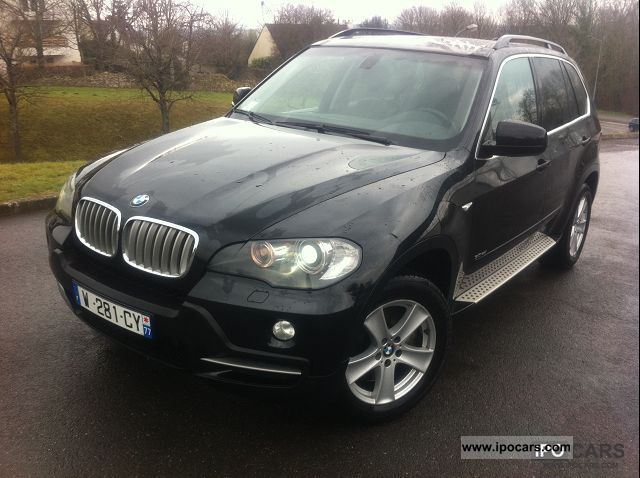 2008 BMW  X5 (E70) 3.0sd LUXE 286 CV Off-road Vehicle/Pickup Truck Used vehicle photo