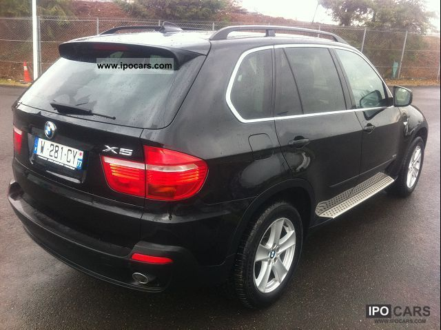 2008 bmw x5  e70  3 0sd luxe 286 cv