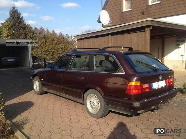 1992 bmw 525i touring estate car used vehicle photo