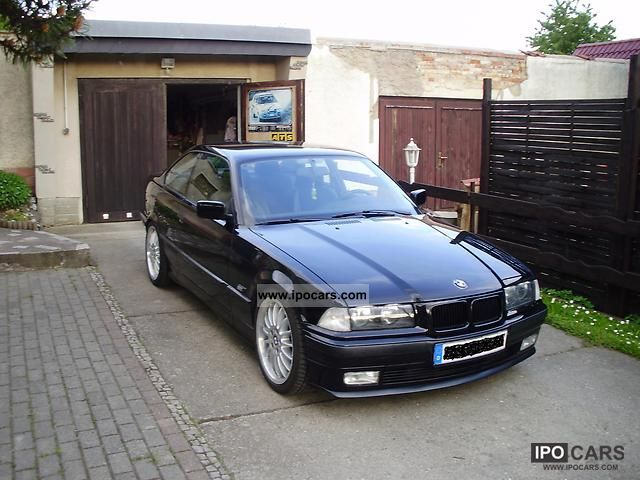 1995 BMW  316i Sports car/Coupe Used vehicle photo