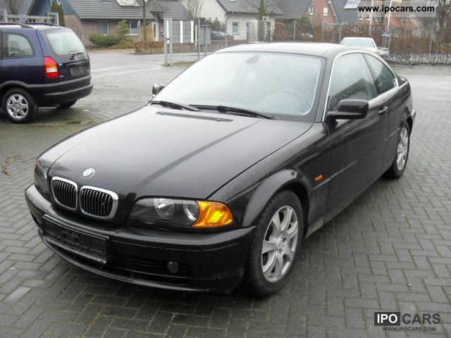1999 bmw 3 series 320 ci i xenon climate control ssd. Black Bedroom Furniture Sets. Home Design Ideas