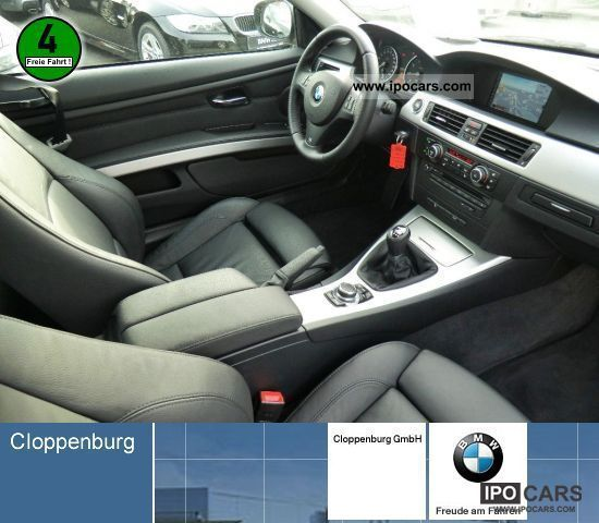 2010 BMW  320i Coupe Comfort PDC NAVIGATION LEATHER BI-XENON Sports car/Coupe Used vehicle photo