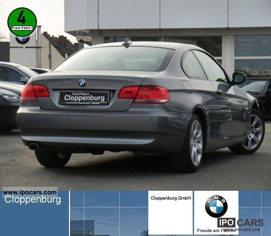 2010 BMW 320i Coupe Comfort PDC NAVIGATION LEATHER BI
