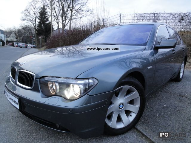 2002 bmw 730d fully equipped leather xenon double glazing car photo and specs. Black Bedroom Furniture Sets. Home Design Ideas