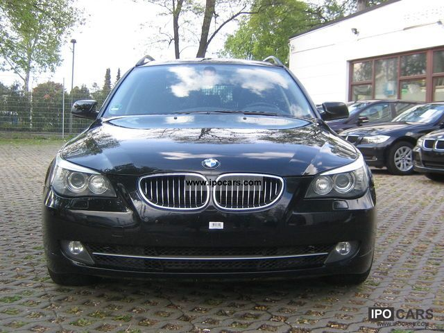 2008 bmw 535d touring aut navi panoramasd standhzg xenon car photo and specs. Black Bedroom Furniture Sets. Home Design Ideas