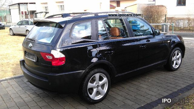 2005 bmw x3 leder navi xenon panoramadach 8f frosting. Black Bedroom Furniture Sets. Home Design Ideas