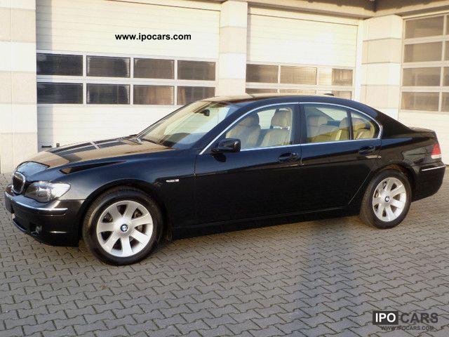 2006 BMW  730d heater / Comfort Seats / Adaptive Drive Limousine Used vehicle photo