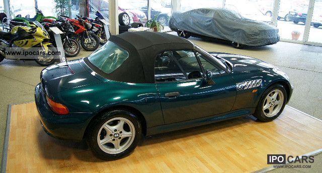 1997 Bmw Z3 Roadster 1 8 Leather Shz 1 Hd A Few Km