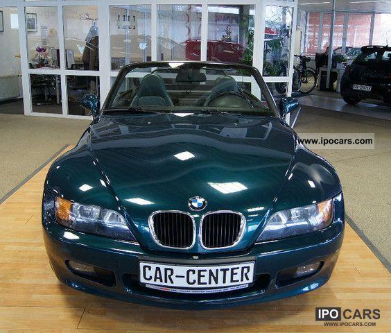 Bmw Z3 Cabriolet: 1997 BMW Z3 Roadster 1.8 Leather, Shz, 1.Hd., A Few Km