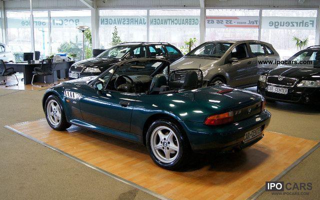 1997 Bmw Z3 Roadster 1 8 Leather Shz 1 Hd A Few Km Car Photo And Specs