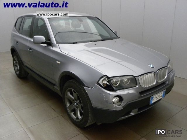 2007 bmw x3 xdrive35 3 0 sd attiva cv286 since preparare car photo and specs. Black Bedroom Furniture Sets. Home Design Ideas