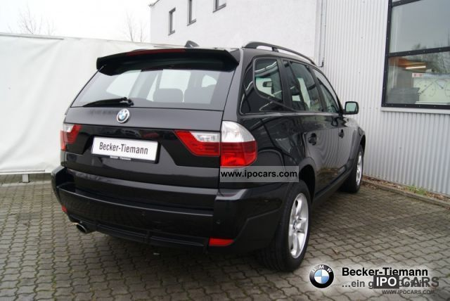 2009 bmw x3 xdrive20d trailer hitch xenon automatic. Black Bedroom Furniture Sets. Home Design Ideas
