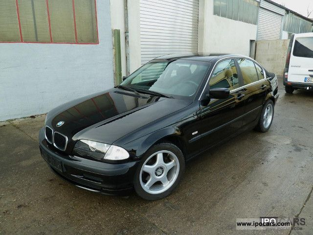 bmw e46 1999 owners manual