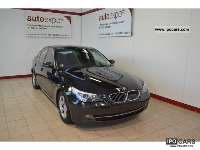 2008 BMW  525d Edition FleetPlus, Navi, PDC, SHZ, Limousine Used vehicle photo