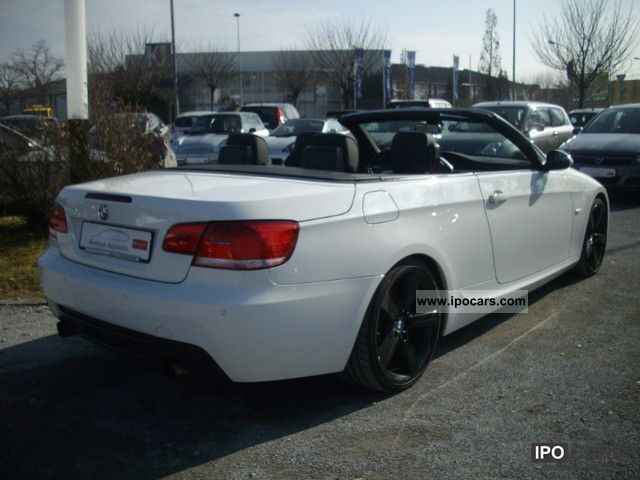 2007 bmw 335i m sport convertible 58000km car photo and. Black Bedroom Furniture Sets. Home Design Ideas