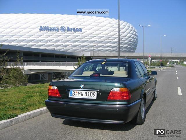 2000 BMW  728i Limousine Used vehicle photo