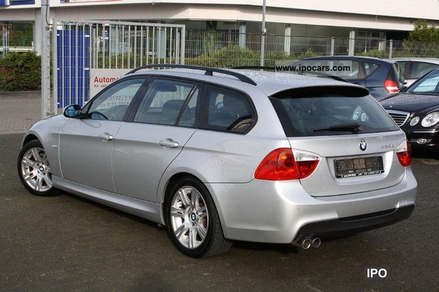 2006 bmw 325d touring dpf m sport package car photo and specs. Black Bedroom Furniture Sets. Home Design Ideas