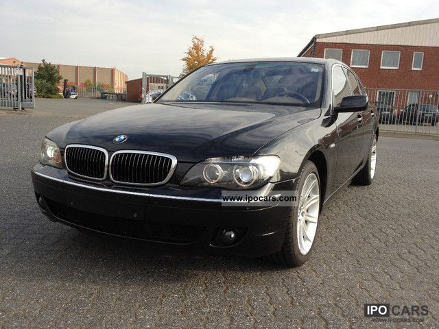 2007 BMW  730d * Bi-Xenon * Comfort Seats * Limousine Used vehicle photo