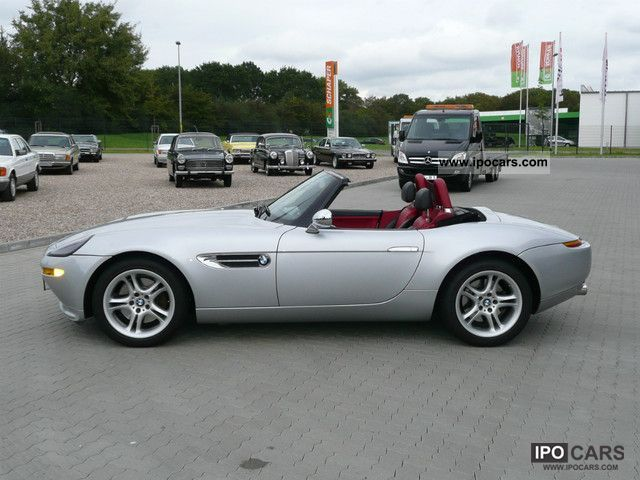 2001 Bmw Z8 Roadster Car Photo And Specs