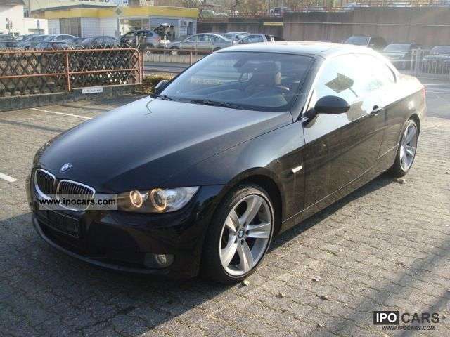 2008 bmw 325d convertible dpf aut f1 leather steering navi xenon m car photo and specs. Black Bedroom Furniture Sets. Home Design Ideas
