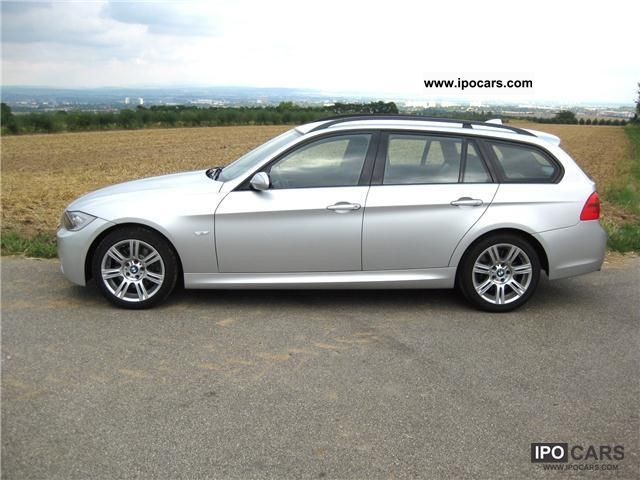 2006 Bmw 325 Xi Touring Allrad Attention From An M Sport