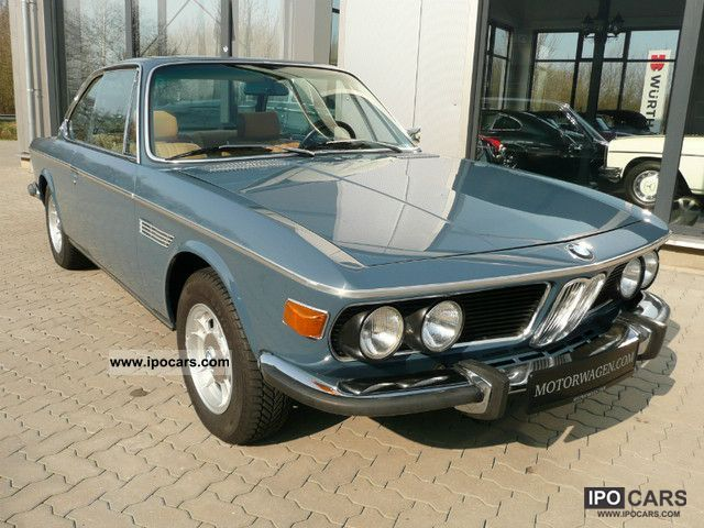BMW  3.0 CSI 1971 Vintage, Classic and Old Cars photo