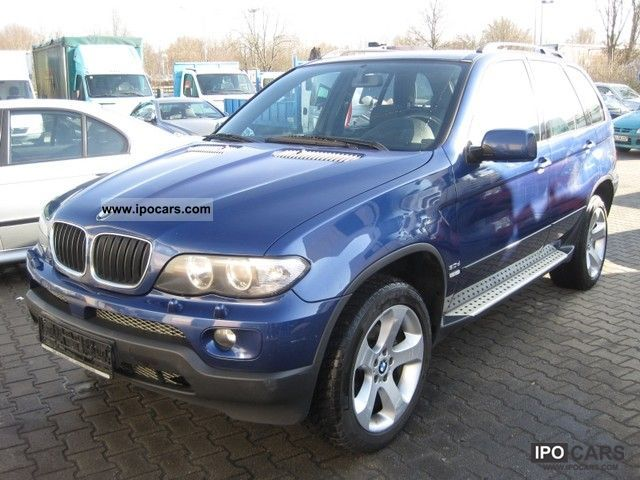 2006 BMW  X5 3.0d Sport Package Navi Panaoramadach Off-road Vehicle/Pickup Truck Used vehicle photo