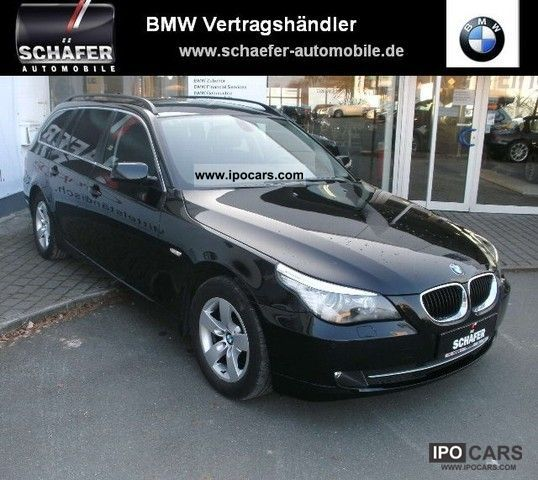 Bmw X3 X3 Xdrive20d M Sport Estate Diesel Estate: 2009 BMW 520d Related Infomation,specifications