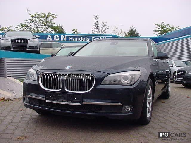 2009 BMW  730 d Navi Prof. / Changing lanes / Active sitzbelüftun Limousine Used vehicle photo