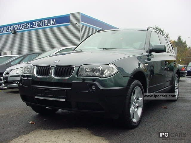 2004 BMW  X3 3.0 auto / Xenon / leather / climate control Off-road Vehicle/Pickup Truck Used vehicle photo