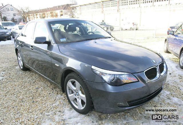 2008 bmw 535xi aut sunroof car photo and specs. Black Bedroom Furniture Sets. Home Design Ideas