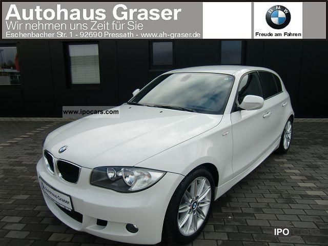 2011 BMW  116d M Sport 5-Trg € 5 Limousine Used vehicle photo