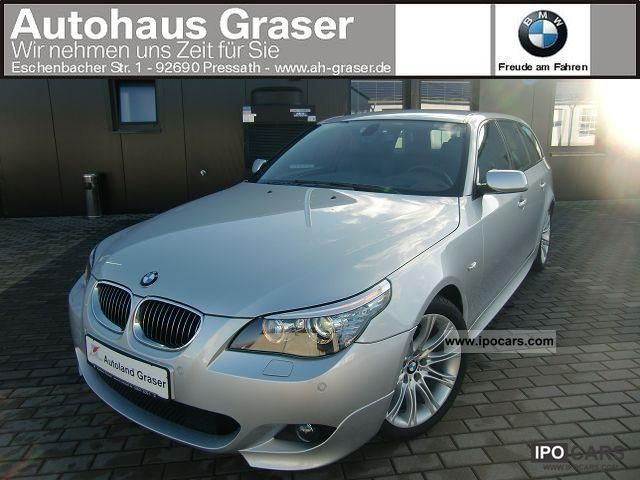 2009 BMW  * Touring 530dA financing rate mtl.393 € Estate Car Used vehicle photo