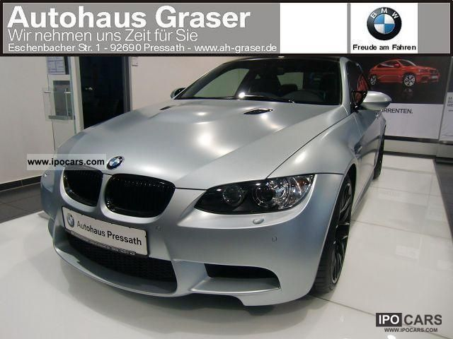 2012 BMW  M3 Coupe Individual MSRP: 100 920, - Sports car/Coupe Used vehicle photo