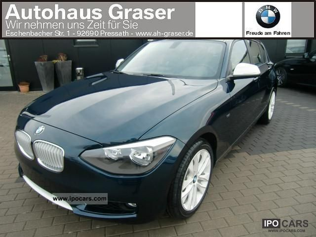 2011 BMW  116d Urban Line \ Limousine Used vehicle photo