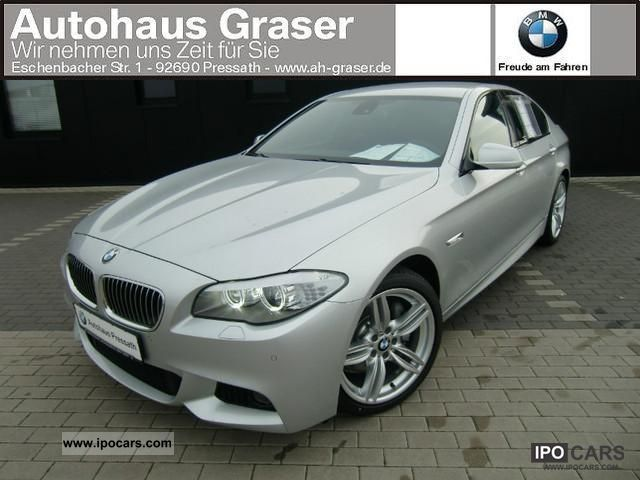 2011 BMW  525d M Sport Package Sport Auto RRP: 65 810, - Limousine New vehicle photo
